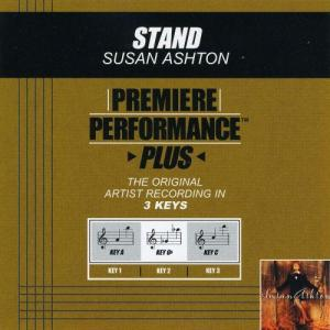 Album Premiere Performance Plus: Stand from Susan Ashton
