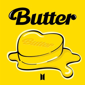 防彈少年團的專輯Butter (Sweeter Remix)