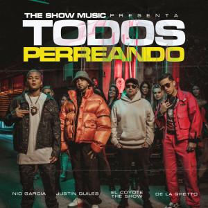 Album Todos Perreando (feat. De La Ghetto) (Explicit) from Nio Garcia
