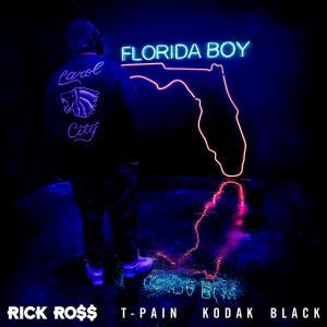 Album Florida Boy from Rick Ross