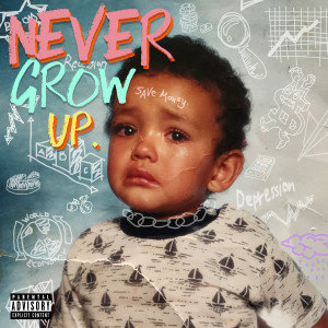 Album Never Grow Up. from Shane Eagle