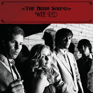 Album Wine Red from The Hush Sound