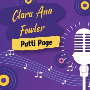 Patti Page的專輯Clara Ann Fowler