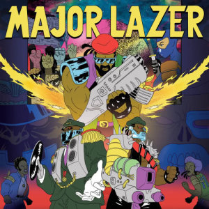 Listen to Wind Up song with lyrics from Major Lazer