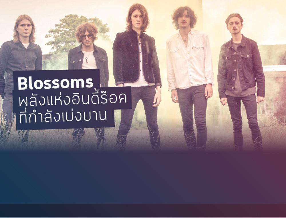 Blossoms – พลังแห่งอินดี้ร๊อคที่กำลังเบ่งบาน