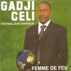 Album Femme de feu from Gadji Celi