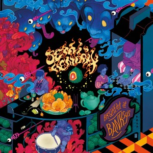 Album Breakfast at Banksy's (Explicit) from Semi Hendrix