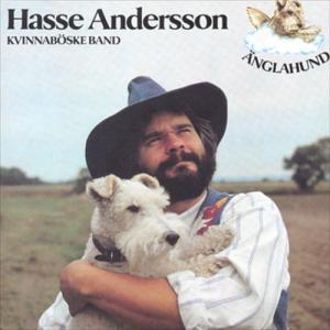 Änglahund 1982 Hasse Andersson
