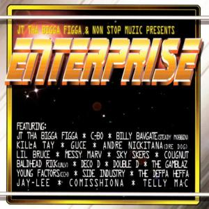 Album Enterprise from Various Artists