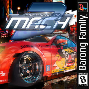 Album Mach 3 from Juyen Sebulba