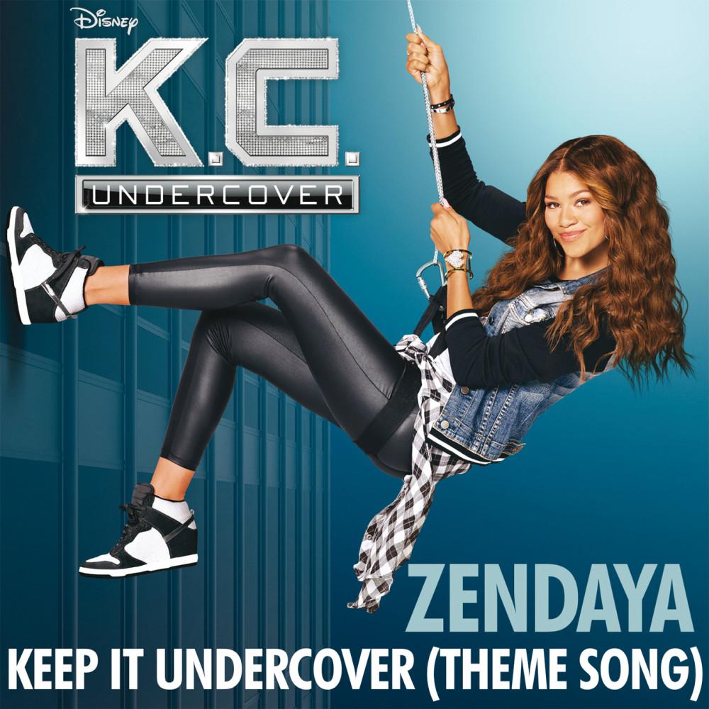 Keep It Undercover 2015 Zendaya
