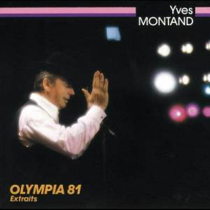 Yves Montand的專輯Olympia 81 Extraits