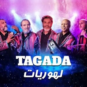 Album Lhouaryat from Tagada