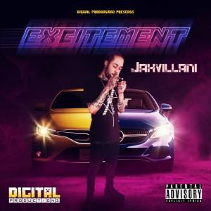 Jahvillani的專輯Excitement (Explicit)