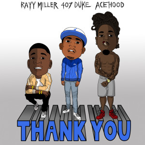 Album Thank You from Ace Hood