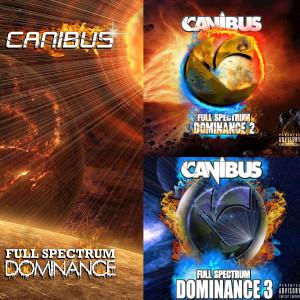 Album Full Spectrum Dominance Trinity from Canibus