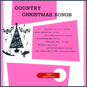 Album Country Christmas Songs (Album of 1949) from Ray Smith