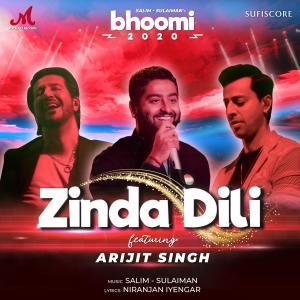 Album Zinda Dili Bhoomi 2020 from Arijit Singh