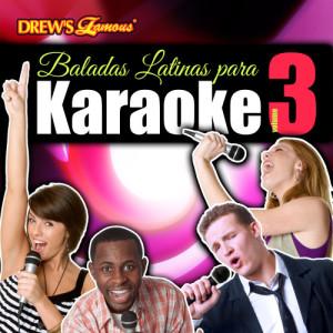 The Hit Crew的專輯Baladas Latinas Para Karaoke, Vol. 3