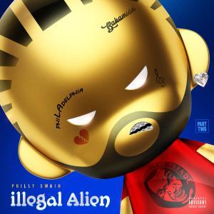 Album Illegal Alien, Pt. 2 from Philly Swain