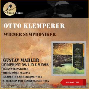 Otto Klemperer的專輯Gustav Mahler: Symphony No. 2 In C Minor