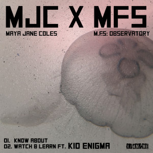 Album Know About from Maya Jane Coles