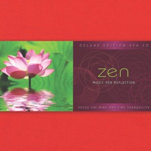 Album Zen: Music for Relaxation Deluxe Edition Spa CD from Daniel May