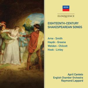 Raymond Leppard的專輯Eighteenth Century Shakespearean Songs