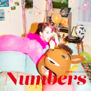 Changmo的專輯Numbers (feat. CHANGMO)