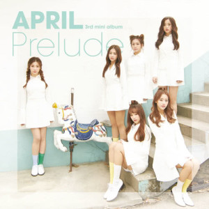 APRIL的專輯APRIL 3rd Mini Album 'Prelude'