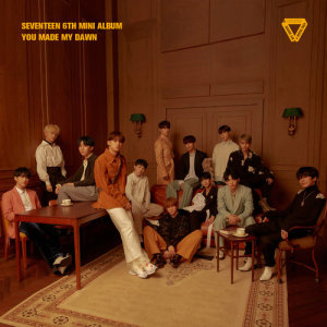 SEVENTEEN的專輯SEVENTEEN 6TH MINI ALBUM 'YOU MADE MY DAWN'