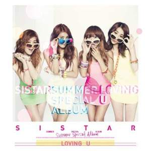 SISTAR的專輯Summer Special 'Loving U'