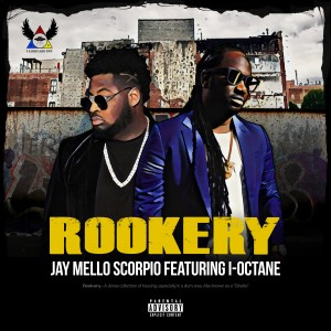 Album Rookery (Explicit) from I-Octane
