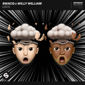 Album Loco from Willy William