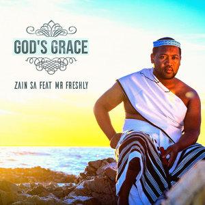 Album God's Grace from Zain SA