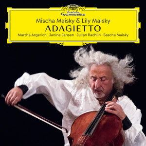 Album Adagietto from Mischa Maisky