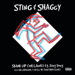 Sting的專輯Skank Up (Oh Lawd) / Oh Carolina/We'll Be Together