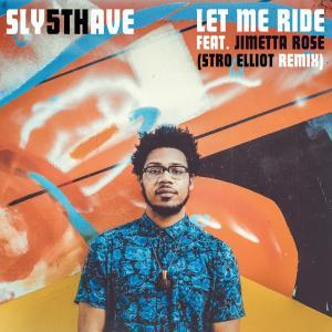 Album Let Me Ride from Jimetta Rose