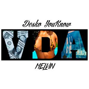 Album Vie d'artiste from Melvin