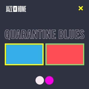 Album Quarantine Blues (Jazz at Home) from Jazz at Lincoln Center Orchestra