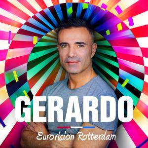 Album Eurovision Rotterdam from Gerardo