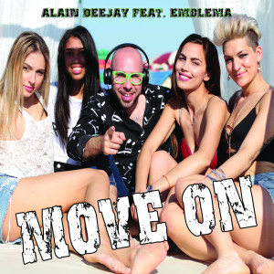 Album Move On from Alain Deejay