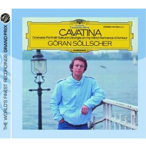 Album Cavatina from Göran Söllscher