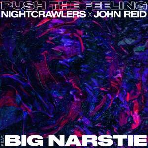 Album Push the Feeling from John Reid