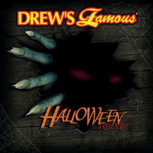 Album Drew's Famous Halloween Sounds from The Hit Crew