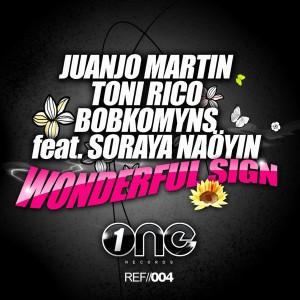 Album Wonderful Sign from Toni Rico