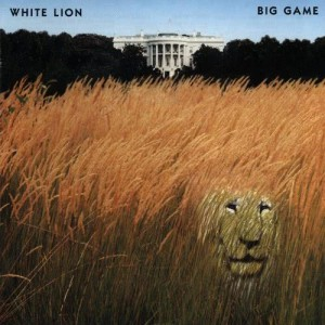 Album Big Game from White Lion