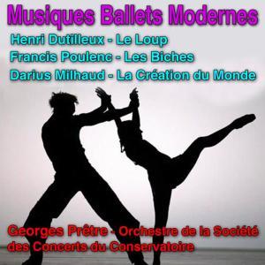 收聽Georges Pretre的Le Loup (Fragments symphoniques), tableau 1: La baraque foraine - Les mystifications歌詞歌曲