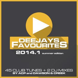 Album Deejays Favourites 2014.1 from Various Artists