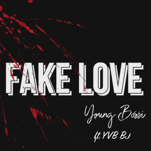 Album Fake Love from Young Bossi